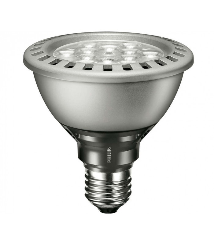 25 30 30 Helloworld: Philips 9.5W E27 Master LED Spot PAR30S 25° Warm White