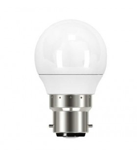 Osram 3W B22 LED Star Classic P Frosted Warm White 250lm Globe