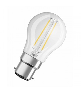 More about Osram 2.1W B22 LED Filament Classic P Fancy Round Warm White 250lm Lamp