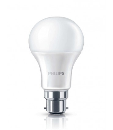 Philips 8.5W B22 Dimmable LED A60 Warm White 806lm Bulb