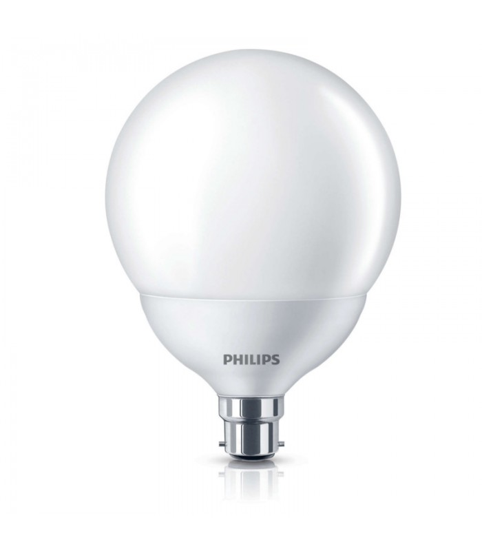 Philips 11.5W B22 LED G120 Warm White 1055lm Globe