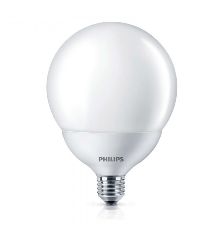 Philips 11.5W E27 LED G120 Warm White 1055lm Globe