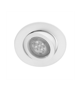 Osram 5.5W Gimble Downlight Warm White 350lm 90mm Cutout - White