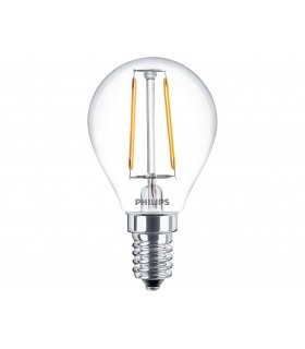 More about Philips 2W E14 LED Filament Deco Fancy Round Warm White 250lm Bulb