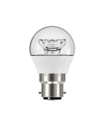 Osram 5.5W B22 LED Star Classic P Clear Warm White 470lm Globe