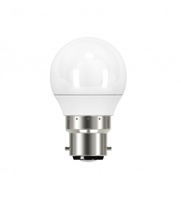 Osram 3.3W B22 LED Star Classic P Frosted Warm White 250lm Globe