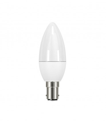 Osram 3.3W B15 LED Star Classic B Candle Frosted Warm White 250lm Bulb