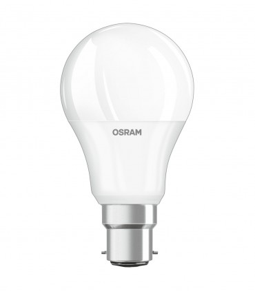 Osram 10.5W B22 LED Star Classic A Warm White 1060lm Bulb