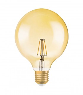 More about Osram 4W E27 LED Filament Vintage 1906 G125 Warm White 380lm Globe
