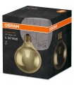 Osram 4W E27 LED Filament Vintage 1906 G125 Warm White 380lm Globe