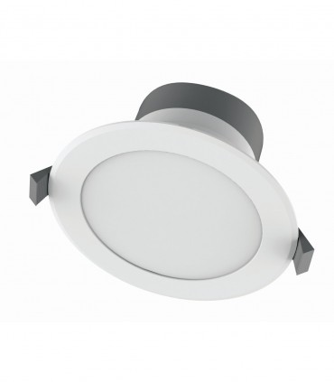 Ledvance 8W LED Superstar Downlight Warm White 800lm 92mm Cutout - White