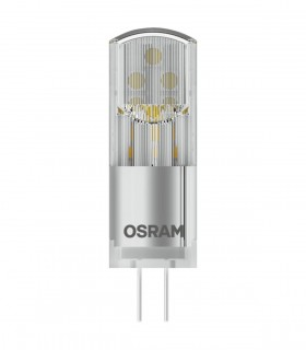 More about Osram 2.4W G4 (12V) LED Star Pin Clear Warm White 300lm Lamp