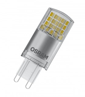 Osram 3.5W G9 LED Superstar Pin Dimmable Clear Warm White 350lm Lamp