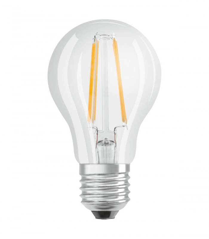 Osram 6.5W E27 LED Filament Classic A60 Cool White 806lm Bulb