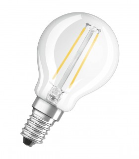 More about Osram 2.8W E14 LED Filament Classic P Fancy Round Warm White 250lm Lamp
