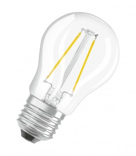 More about Osram 2.8W E27 LED Filament Classic P Fancy Round Warm White 250lm Lamp