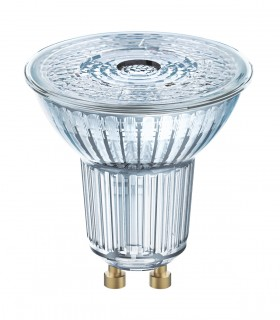 Osram 5W GU10 Dimmable LED Superstar PAR16 50 36° Warm White 3000K 400lm Lamp