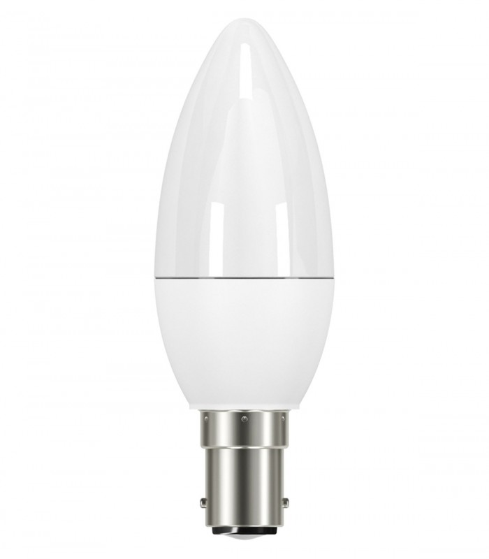Osram 3.3W B15 LED Value Classic B Candle Frosted Warm White 250lm Lamp