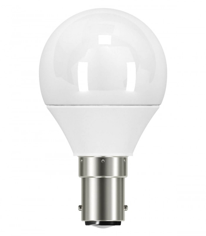 Osram 3.3W B15 LED Value Classic P Frosted Warm White 250lm Mini Globe