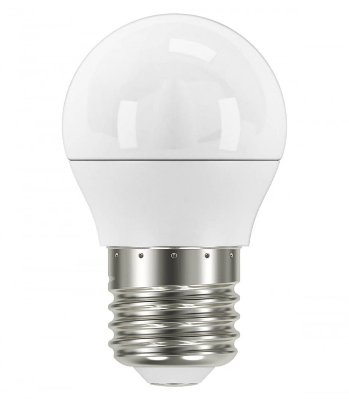 Osram 5.5W E27 LED Value Classic P Frosted Daylight 470lm Mini Globe