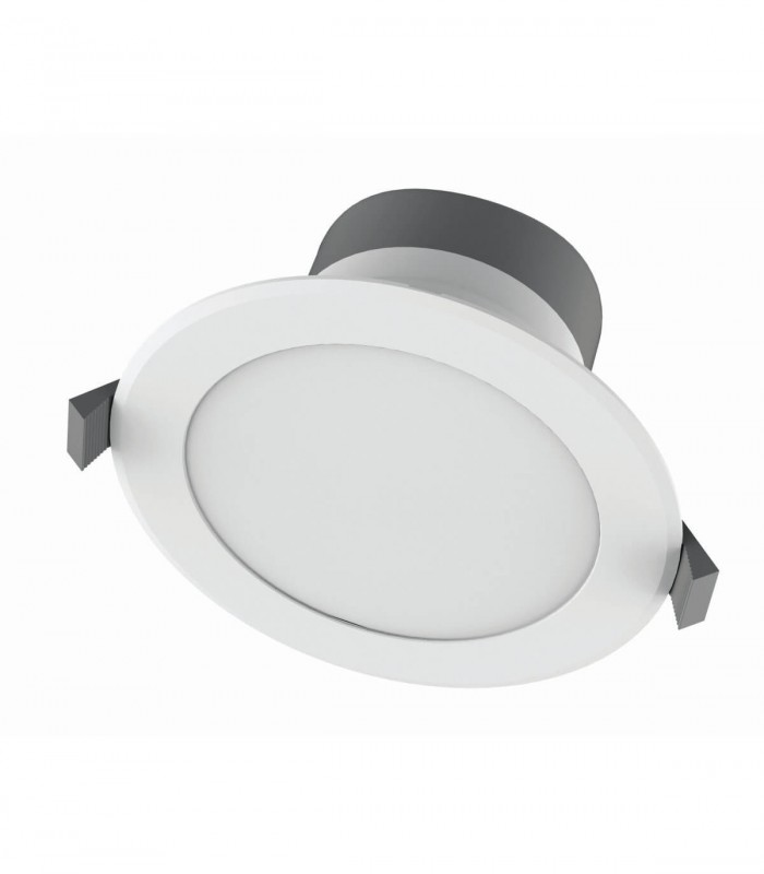 Used for Ledvance 8W LED Superstar Downlight Warm White 800lm 92mm Cutout - White