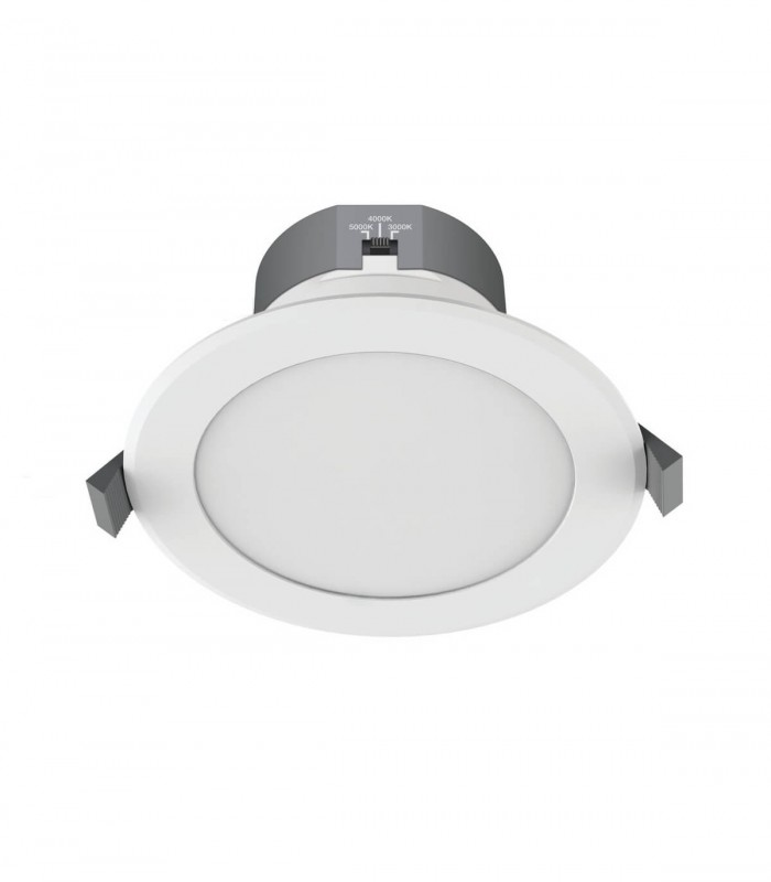 Used for Ledvance 8W LED Superstar Downlight Tri-Colour 3000K/4000K/5000K 92mm Cutout - White