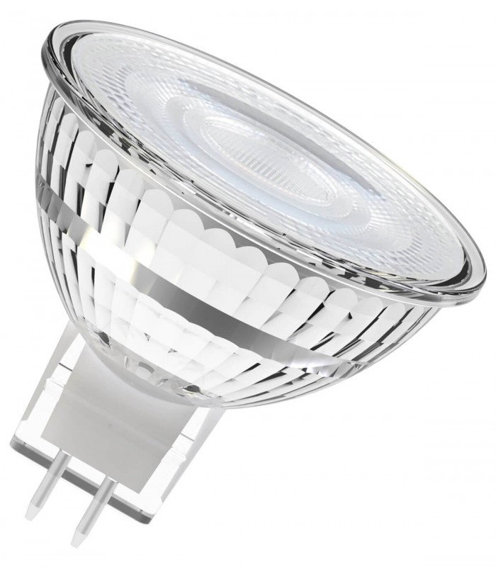 Osram 6W GU5.3 (12V) LED Value MR16 60° Daylight 520lm Lamp