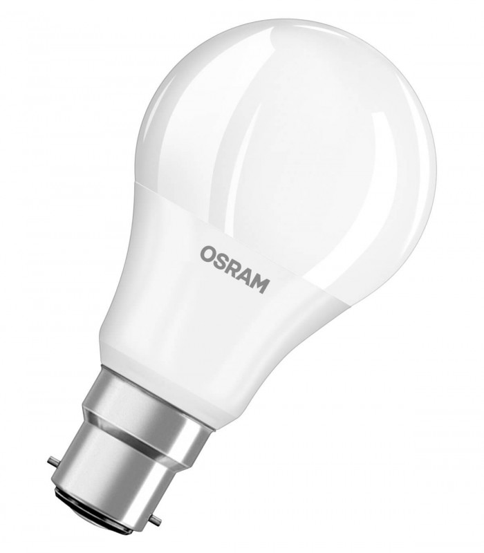 Osram 8.5W B22 LED Value Classic A Warm White 806lm Bulb