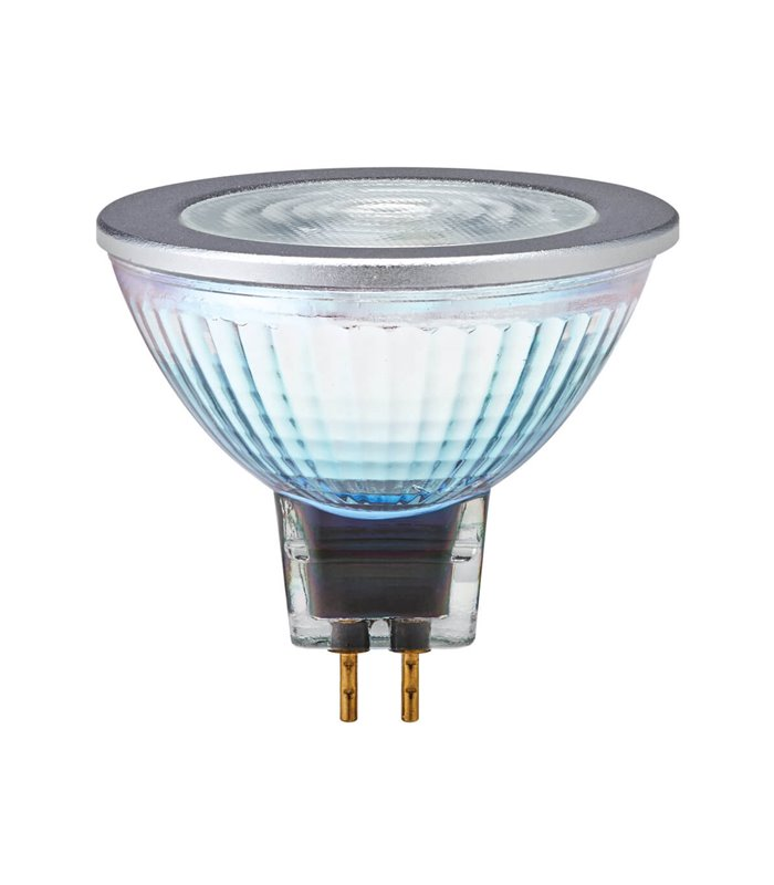 Osram 7W GU5.3 Dimmable LED Performance MR16 50 36° Warm White 630lm Lamp