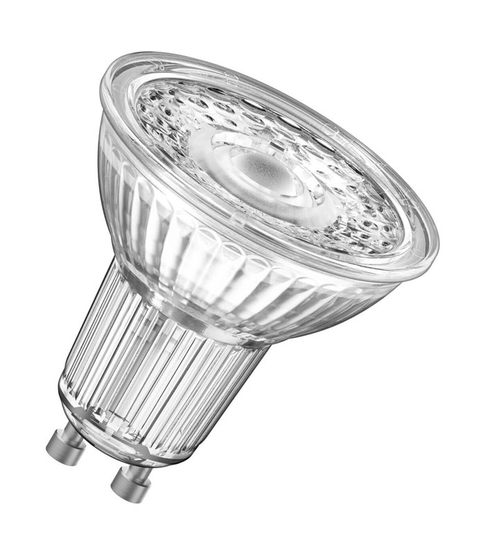 Osram 5.5W GU10 Dimmable LED Performance PAR16 60° Warm White 380lm Lamp