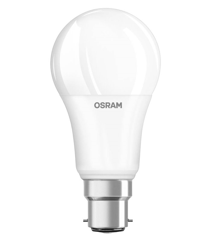 Osram 10W B22 LED Value Classic A Warm White 1055lm Bulb
